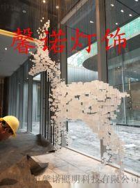 重慶卓越西鹿項目 非標工程定制