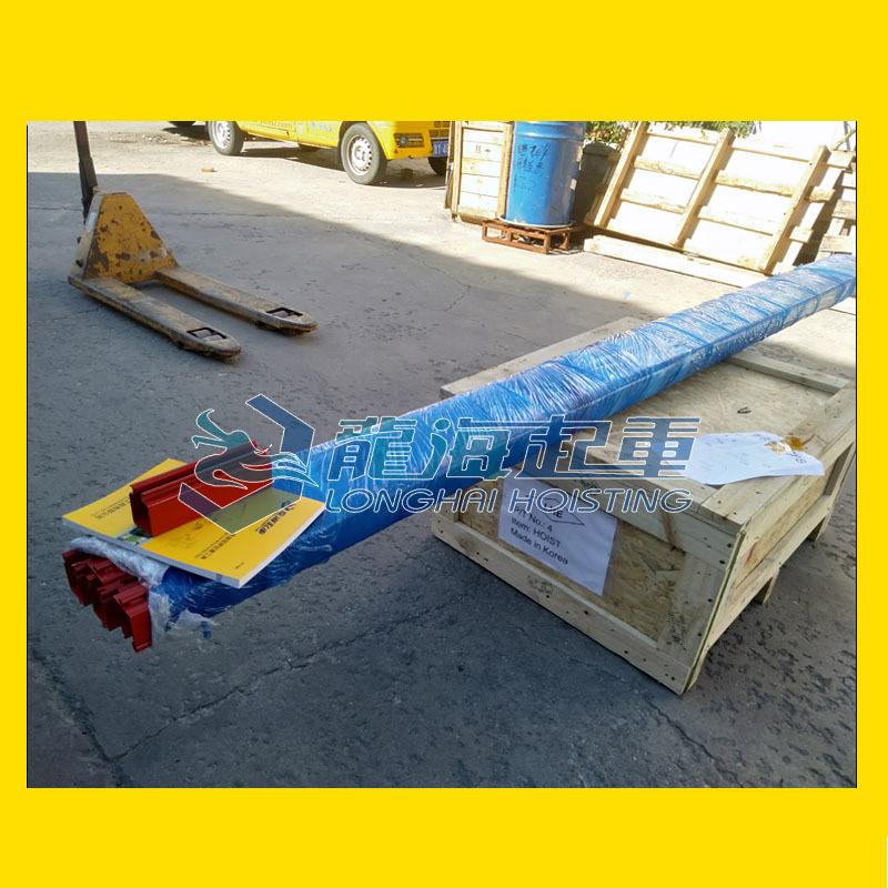 KHC气动平衡器滑轨/轨道系统,钢轨/铝合金轨道,韩国原装