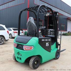 捷克厂家直销15小型电动叉车 工厂搬运电动叉车