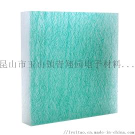 玻璃纤维棉烤漆房底棉漆雾过滤棉玻纤阻漆网吸油棉漆雾
