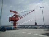 制造固定式起重机,轮胎式起重机或码头吊