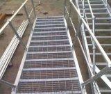 平台热镀锌钢格栅板 踏步钢格栅板