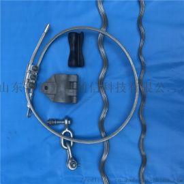 光缆直线金具 光纤悬吊金具 光缆悬垂金具串