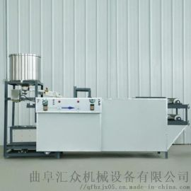山东豆腐皮机 全自动豆腐皮机械 利之健食品 豆皮机