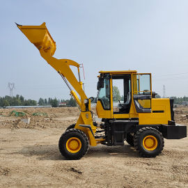 内燃式铲车厂家直销 小型铲车920大型无级变速