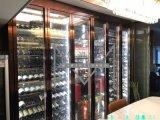 酒柜具有红酒保存的理想环境