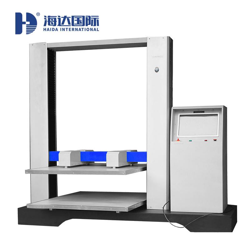 廠家直銷電子式紙箱抗壓試驗機