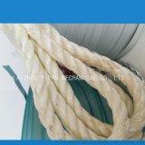 莱州一润:三股塑料圆丝扭绳机