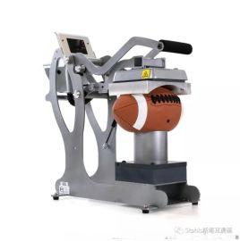 全自动球类热转印机,美国进口足球印标机,足球烫画机