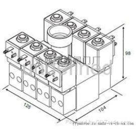 数字水帘电磁阀zcst-8