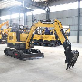 超小型挖掘机 洋马发动机小型挖掘机 华科机械