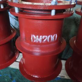 不锈钢防水套管柔性 a型防水套管 钢制柔性防水套管