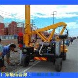 護欄液壓打樁機生產廠家