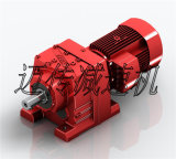 R系列減速機R147-Y5.5KW斜齒輪減速機