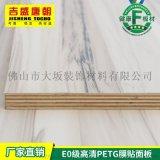 高清PETG哑光木纹德国进口贴面膜亮度色彩鲜艳新型板材吉盛装饰