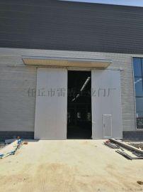 湖北工业平移门厂房车间门大型推拉门工业门