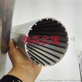 304金属楔形过滤管不锈钢绕丝滤管
