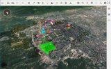 WEB3D三维可视化平台沪敖