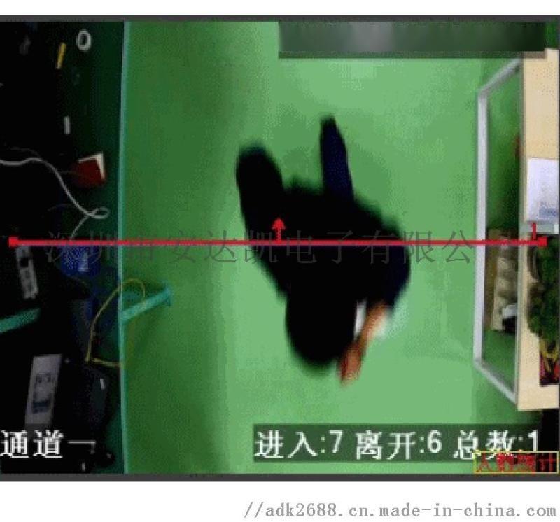 北京客流统计设备 各站点乘客分析 大巴客流统计设备