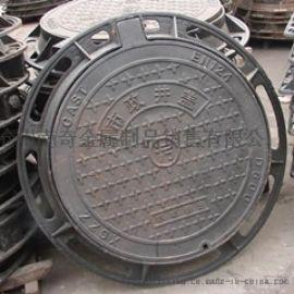 车道重型球墨铸铁雨水井盖 防沉降可调节式