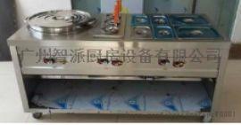 多功能小吃车设备生产线