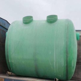 SMC养殖场储水罐厂家玻璃钢水处理罐