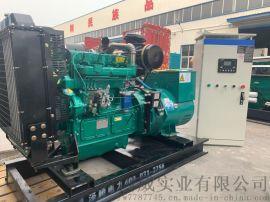 柴油发电机组100KW无刷纯铜电机