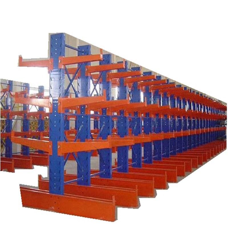 伸臂式货架,悬臂式货架,卷材仓库货架