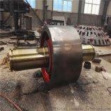 Φ1220宽度700回转窑托  型回转炉拖轮