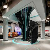 天橋包柱鋁單板 扶梯包柱鋁單板 圓形包柱鋁單板