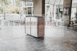 分类垃圾桶户外果皮箱不锈钢垃圾箱