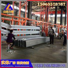 山东波形梁钢护栏生产工厂 多规格侧护栏板