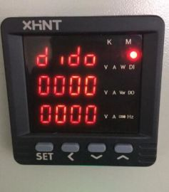 湘湖牌M603D-PIAA三相电流电压表推荐