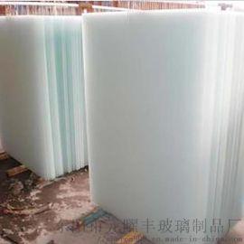源头厂家直销浮法玻璃切割钢化丝印镀膜2mm浮法玻璃