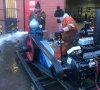 BW850泥浆泵, 轻型灌浆机