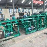 4米的槽式翻堆机液压可升降 槽式翻抛机是规模有机肥加工厂常用设备