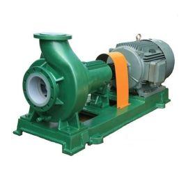 IHF系列衬氟化工离心泵
