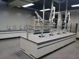 江苏钢木实验台厂家医用仪器台工厂操作台通风柜