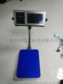 称重触摸屏电子秤,上海-物联网非标电子称