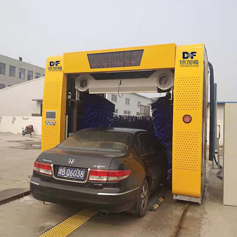 往複式洗車機 熱鍍鋅工藝 龍門洗車機