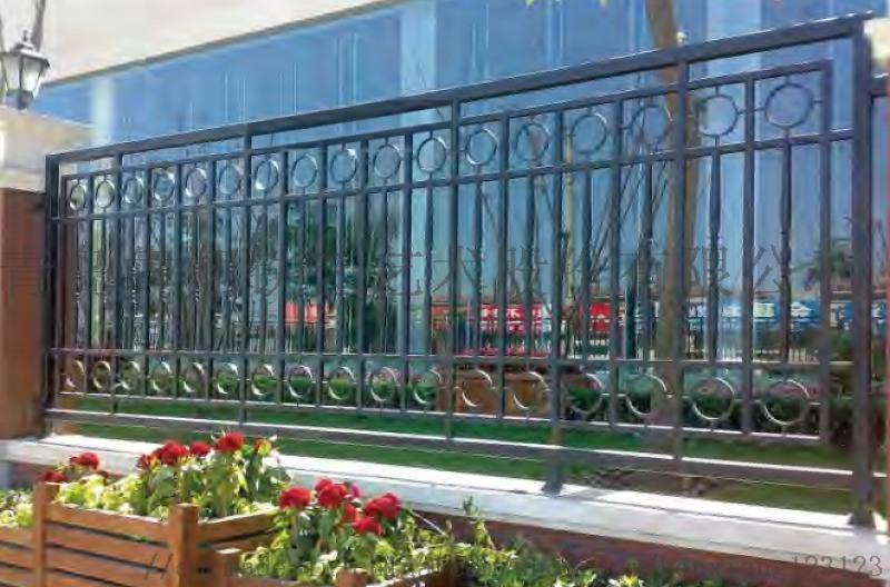 铁艺制品设计生产(栏杆护栏扶手灯杆铁艺门窗)