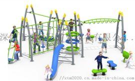 深圳大型室外兒童遊樂設備非標定製生產廠家
