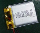 美容仪器锂电池503035-500mah-3.7V
