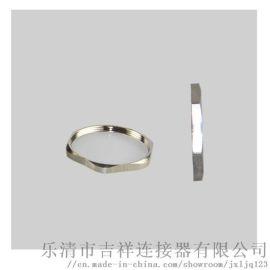 不锈钢螺母常规六边形螺母公制M型螺丝圈