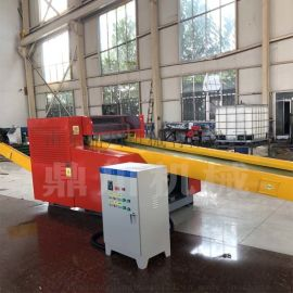 大型纤维切断机 高产量纤维短切机 DC切料机