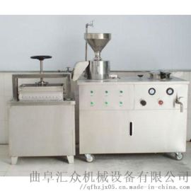 全自动豆腐生产线厂家 豆腐干生产线设备 利之健lj