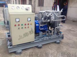 35MPA_氮气增压压缩机电驱动350公斤空压机