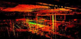 大空間surphaser鐳射掃描儀掃描服務
