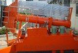 北海市高空作業平臺移動行走升降梯套缸式登高梯