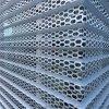 外牆鋁蜂窩板-奧迪外牆裝飾衝孔網豪華與尊貴